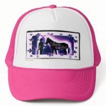 Sassy Cowgirl Trucker Hat