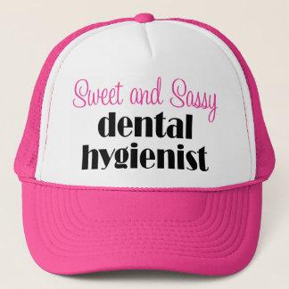 Sassy Dental Hygienist Hat