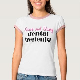 Sassy Dental Hygienist T-shirt