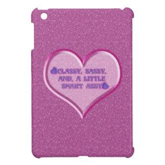 Sassy Heart iPad Mini Case