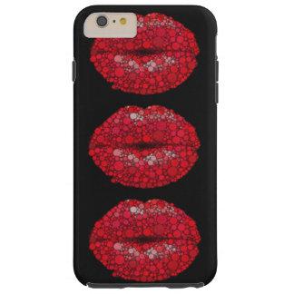 Sassy Lips iPhone6 Plus Cases Tough iPhone 6 Plus Case