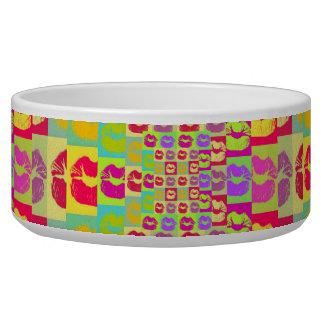 Sassy Lips POP Art Bowl