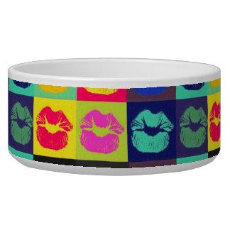 Sassy Lips Tri Colors Bowl