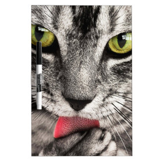 Sassy Little Cat - Flirty Kitty Dry-Erase Board