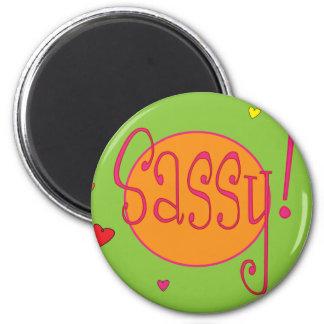 Sassy Magnet
