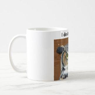 Sassy Owl Mug