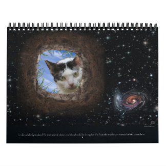Sassy, Philosophical, Surreal Calendar