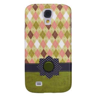 Sassy Pink Samsung S4 Case