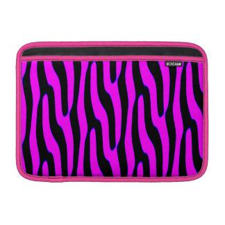 Sassy Pink Wild Animal Print MacBook Sleeve