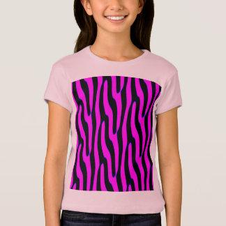 Sassy Pink Wild Animal Print T-Shirt