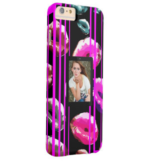 Sassy Rainbow Lips Replace The Image Barely There iPhone 6 Plus Case