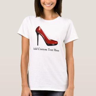 Sassy Red Shoe T-Shirt