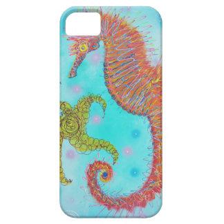 Sassy Sea Horse iPhone SE/5/5s Case
