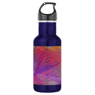 Sassy Sissy Girl Summer Dreams Color Pastel Water Bottle