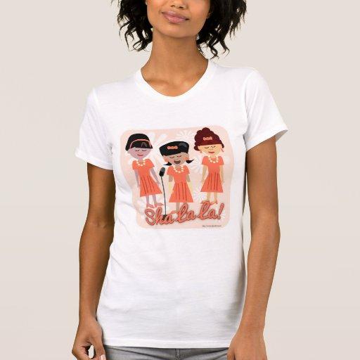 Sassy Sixties Girl Group T Shirt