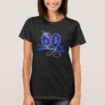 Sassy Sixty Sparkle ID191 T-Shirt