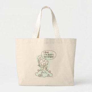 Sassy Sweet not savory baker B Tote Bags