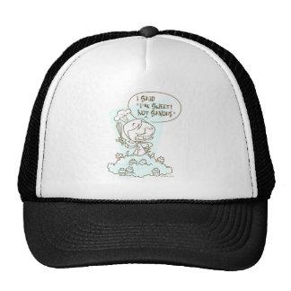 Sassy Sweet not savory baker B Trucker Hat
