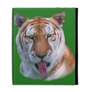 Sassy Tiger, Caseable iPad Folio Case