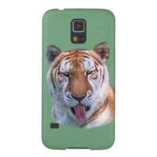 Sassy Tiger Customizable Galaxy S5 Case