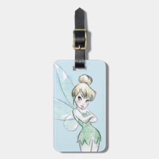 Sassy Tinker Bell Luggage Tag