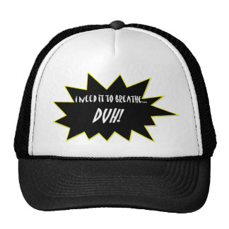 Sassy Tracheostomy Tube Hat