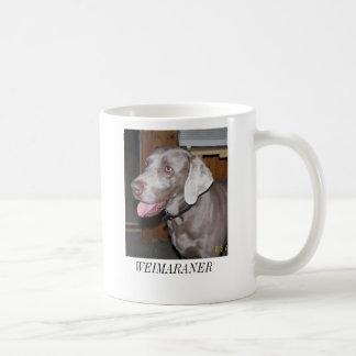 sassy, WEIMARANER Classic White Coffee Mug