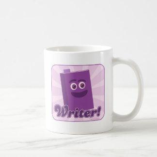 Sassy Writer Purple Mugs