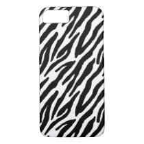 Sassy Zebra Print iPhone 8/7 Case