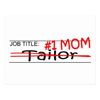 Sastre de la mamá del trabajo postal