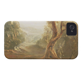 Satan Contemplating Adam and Eve in Paradise, from Case-Mate iPhone 4 Case