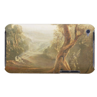 Satan Contemplating Adam and Eve in Paradise, from iPod Case-Mate Case