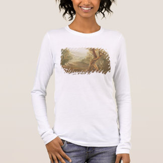 Satan Contemplating Adam and Eve in Paradise, from Long Sleeve T-Shirt