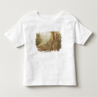 Satan Contemplating Adam and Eve in Paradise, from Toddler T-shirt