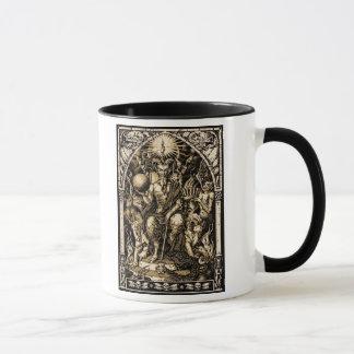 Satan Enthroned Mug