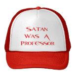 Satan era profesor gorro
