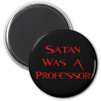 Satan era profesor imanes