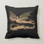 Satan & Eve Pillow