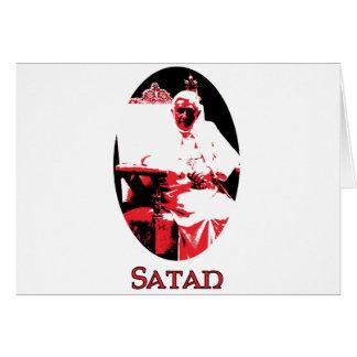 , Satan, Farce, Hypocrisy Pope Benedict XV Card
