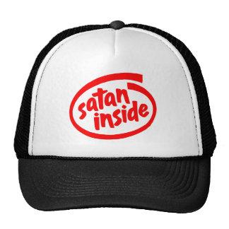 Satan Inside Trucker Hat