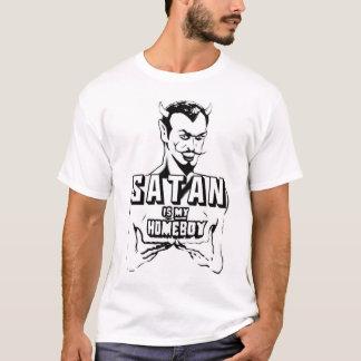 Satan is My Homeboy T-Shirt