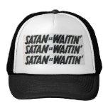 satan is waitin boné