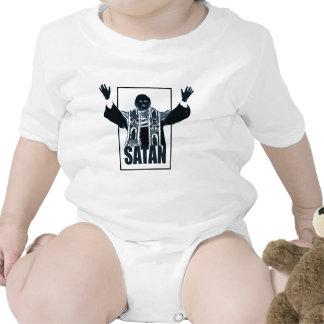 SATAN Pope Tee Shirt
