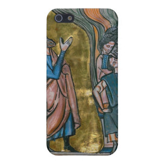 Satan Tempts the King Case For iPhone SE/5/5s