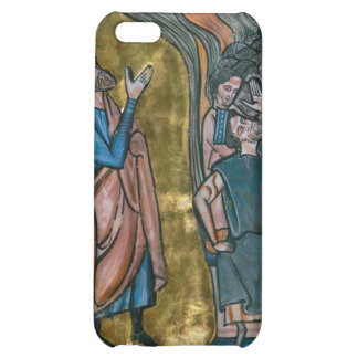 Satan Tempts the King iPhone 5C Case