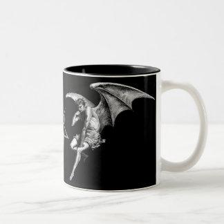 Satan Thinking Pentagram Mug
