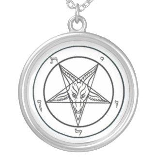 Satanic Baphomet Necklace