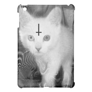 satanic kitty iPad mini covers