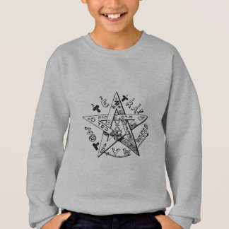 Satanic Pentagram Sweatshirt