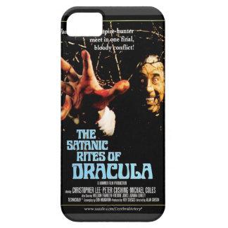 Satanic Rites of Dracula 1973 iPhone 5 Cases
